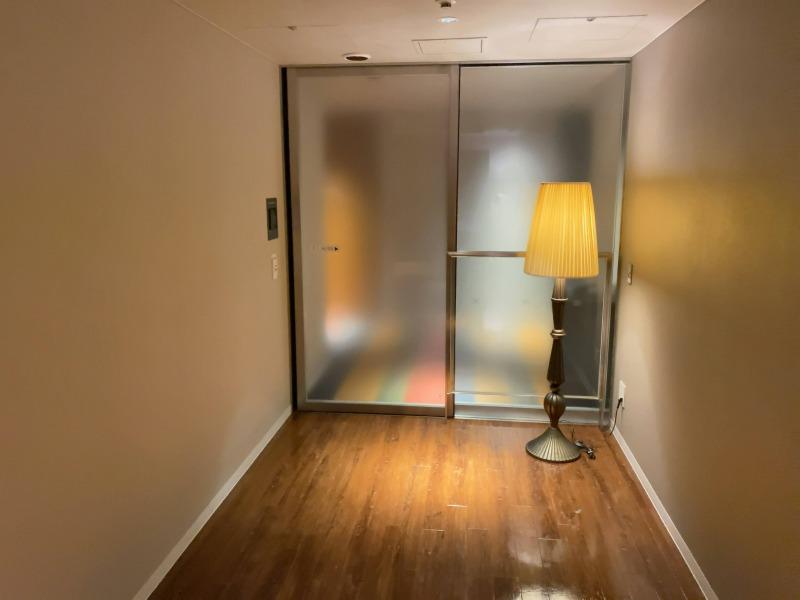 コートヤード東京 エレベーターほーる