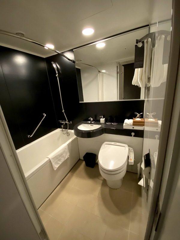 コートヤード東京 バスルーム